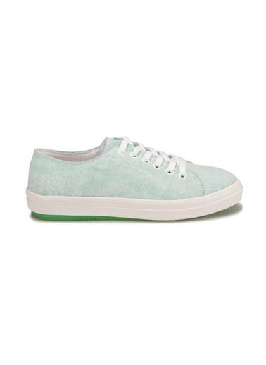 Art Sneakers Yeşil